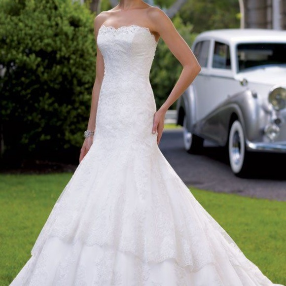 c548eb89 Mon Cheri Wedding Dress - Wedding Dress & Decore Ideas